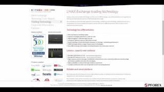 استعراض شرکة Lmax بواسطة PFOREX.COM
