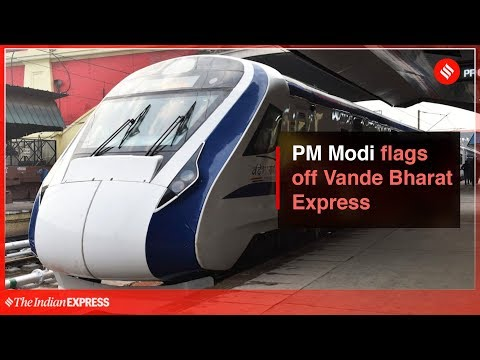PM Modi flags off Vande Bharat Express Mp3