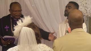 Shanese & Fonquavious Lockhart's Wedding