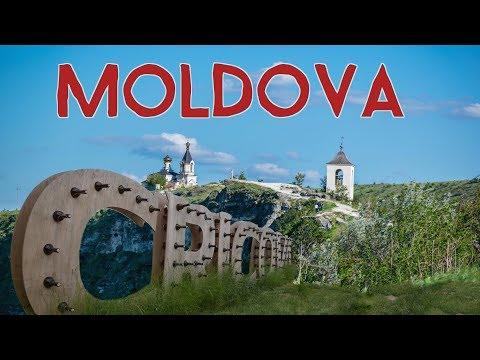 Moldova | Cricova cellar and Old Orhei Monastery