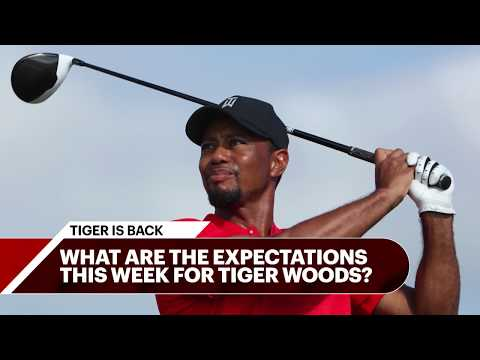 What expectations should we have for Tiger at Hero World Challenge? | GOLF.com
