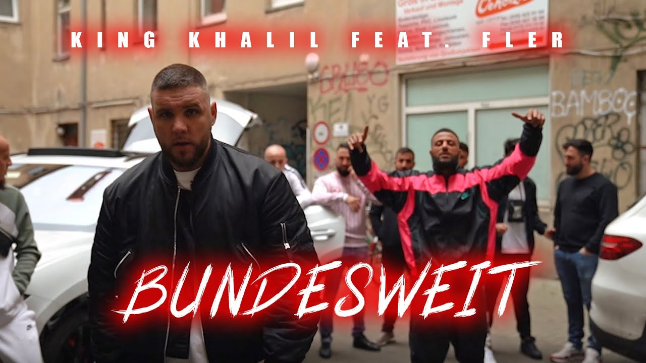 King Khalil ft. Fler Bundesweit OUTFIT + Alternativen by