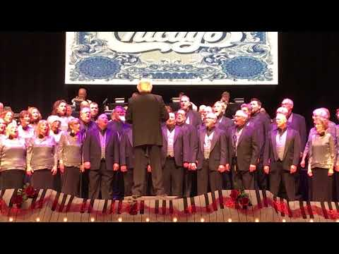 Humboldt Big Band - Chicago Medley 1 of 2 - Humboldt, Iowa