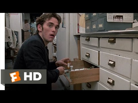 Drugstore Cowboy (1/8) Movie CLIP - At the Pharmacy (1989) HD