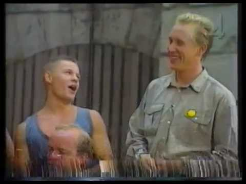 Fångarna på fortet (1995) - Svanhoppen