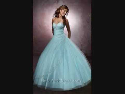 Prom dresses 2010 - YouTube