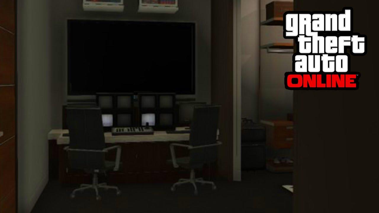 GTA 5 - LEAKED Next Gen Apartment & Heist Planning Screens ...