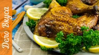 Куриные окорочка в духовке - рецепт от Дело Вкуса