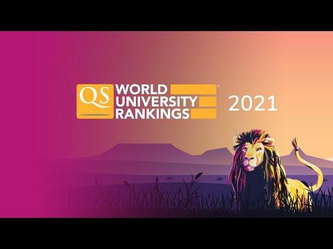 Meet The World's Top Universities | QS World University Rankings 2021