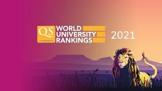 Meet the world's top universities   QS World University Rankings 2021