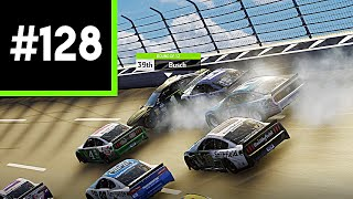 BIG PLAYOFF IMPLICATIONS! - NASCAR Heat 3 Career Mode #128