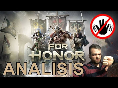 ANALISIS - FOR HONOR | RockRecomienda