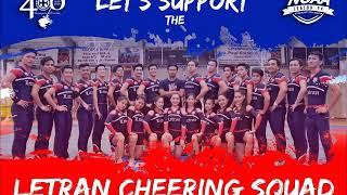 Letran Knights NCAA 2019 Music Latin Theme