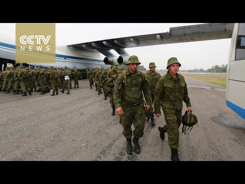 Pakistan, Russia begin first joint military exercise