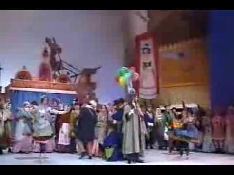 Paris Dances Diaghilev   1  Petrouchka