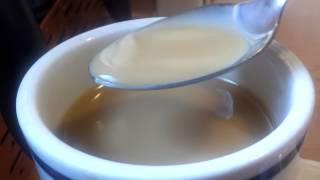 Magic coffee at IHOP