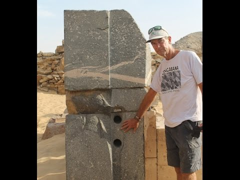 Lost Ancient High Technology In Egypt: Saw Marks And Drill Holes