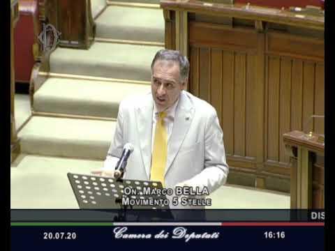Marco Bella - Intervento discussione generale commissione d'inchiesta fake news