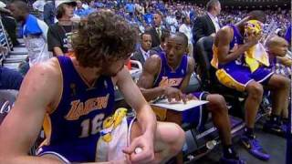Repeat youtube video The Lighter side of NBA - Bloopers