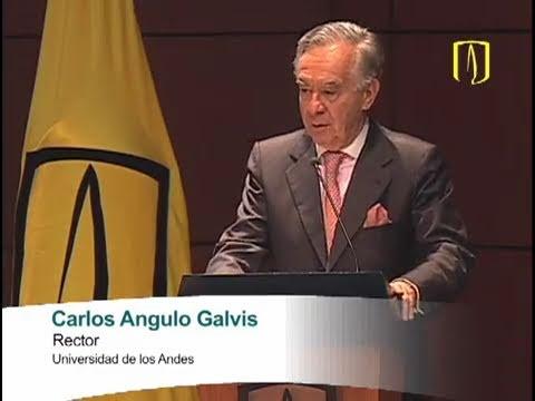 Resultado de imagen para rector universidad de los Andes Carlos Angulo