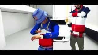 Chris Brown FT Tyga - Ayo  ( IMVU )