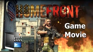 Game Movies - Homefront PC [Cinematic + Missions] Full HD 1080p