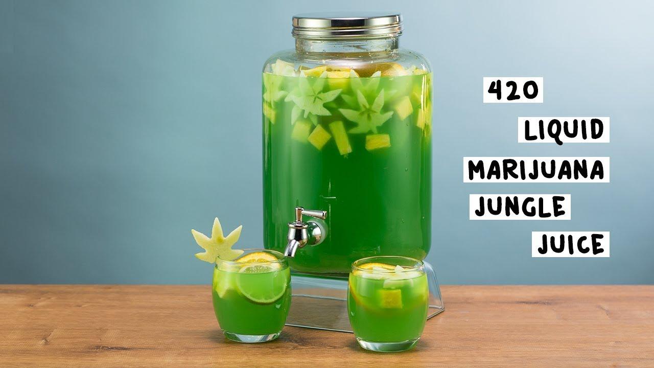 420 Liquid Marijuana Jungle Juice