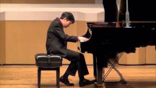 Elliot Wuu plays Bach Prelude and Fugue no. 10 in E-Minor, BWV 855