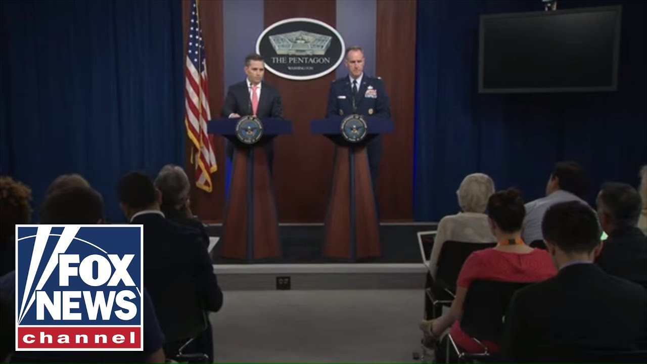 FOX News Department of Defense officials take questions on Ukraine controversy