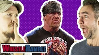 American Badass Undertaker For WrestleMania 34?! WWE Raw v Smackdown Mar.12&13, 2018 | WrestleRamble