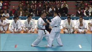 大会ルールの説明 オープントーナメント全日本空手道選手権大会とは htt...