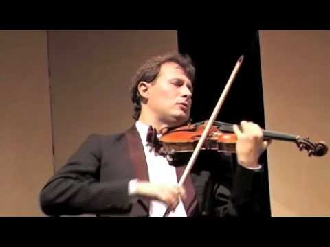 Khachaturian Violin Concerto 3rd movement by Nicolas Koeckert