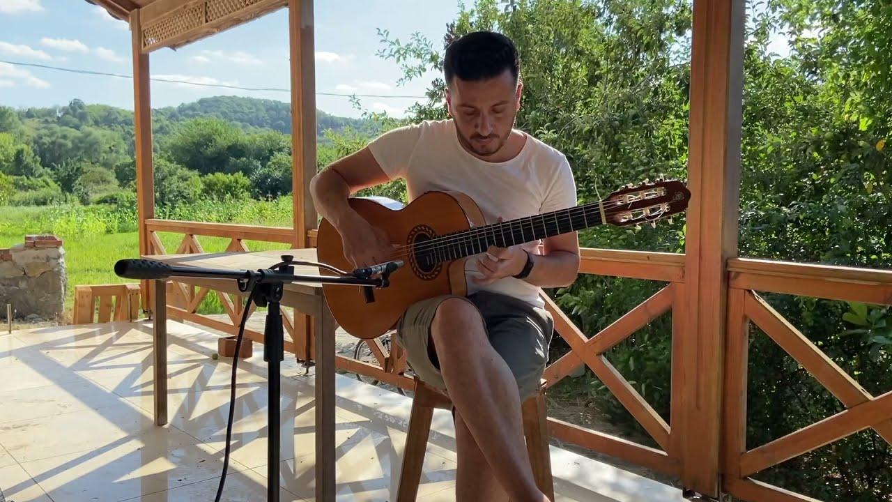 Kaç Kadeh Kırıldı - Müslüm Gürses | Gitar Solo