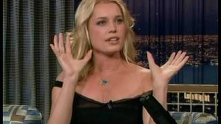 Conan O'Brien 'Rebecca Romijn-Stamos! 4/27/04