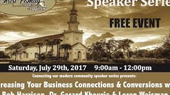 Free Business Marketing and Money Management Seminar