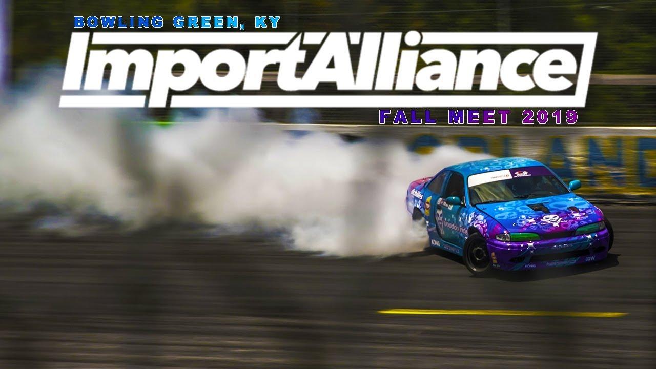 Import Alliance Spring Meet 2020.Import Alliance 2019 Fall Meet Aftermovie