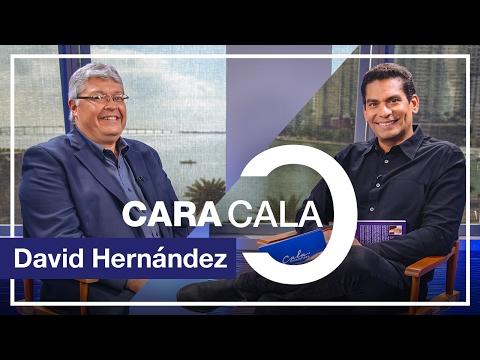 Cara a Cala - Entrevista a David Hernández.  Ismael Cala