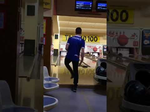 Coupe d'Europe Bowling Vienne Octobre 2017  By Solène Goron