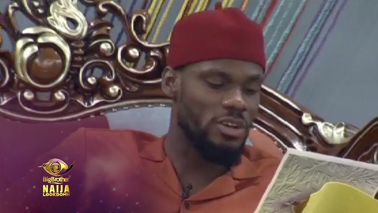 Day 50: Prince reads out the Wager Brief | Big Brother: Lockdown | Africa Magic