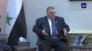 رئيس مجلس الشعب السوري يرحب بدعوة بلاده للمشاركة في مؤتمر بالأردن (12-2-2019)