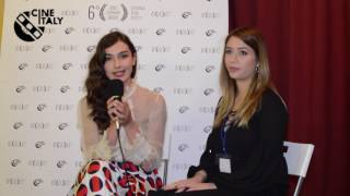 Intervista a Stella Egitto - Cineitaly @ Catania Film Fest, Gold Elephant World