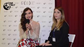 Intervista a Stella Egitto - Cineitaly @ Catania Film Fest, Gold Elephant World