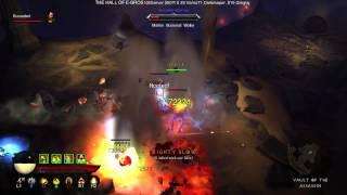 Diablo 3 ACT 2 VOTA Demonic Essence Farming Route on Console