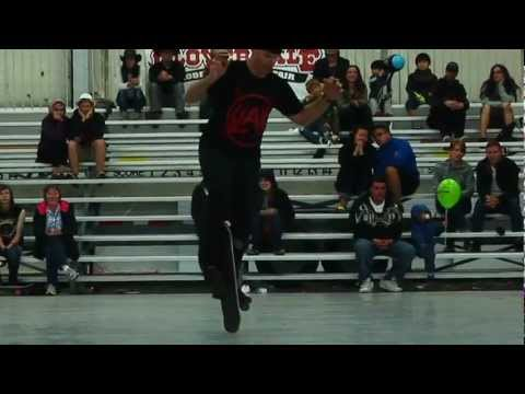World Round-Up freestyle skateboard competition 2012