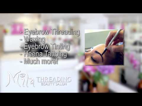 Mila Threading Beauty Salon, Columbus,OH