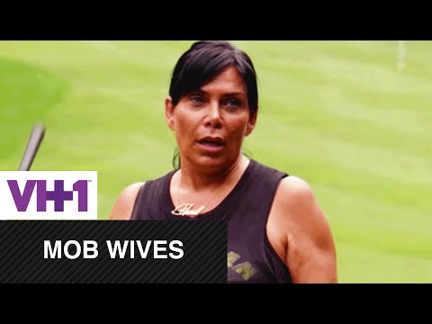 Mob Wives  Renee Gives AJ Relationship Advice  VH1