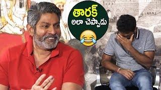 Jagapathi babu And Sukumar Making Hilarious Fun | TFPC