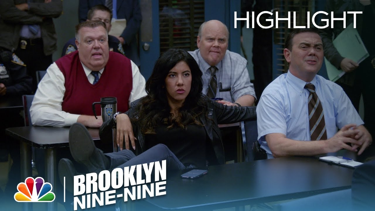 Download Brooklyn Nine-Nine - Captain Holt Shares Some Bad News (Episode Highlight)