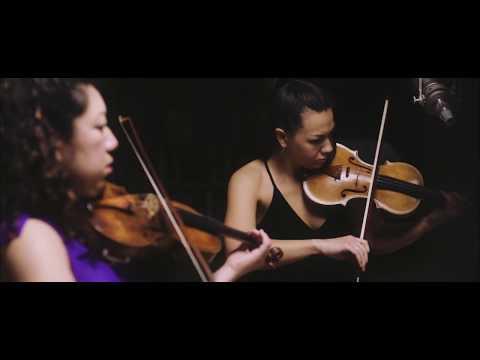 "Aizuri Quartet Performing ""Carrot Revolution"" By Gabriella Smith (Official Video)"