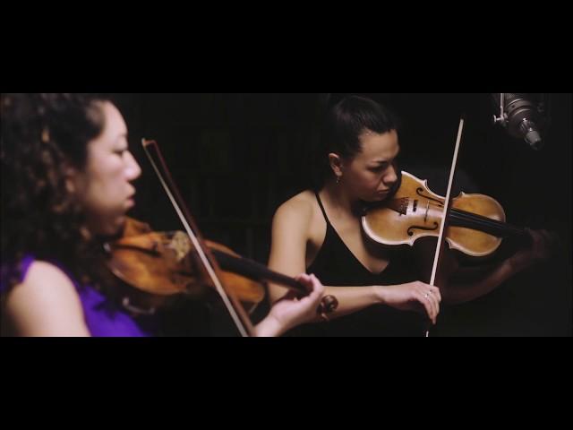 Aizuri Quartet: Blueprinting (album review) - PopMatters